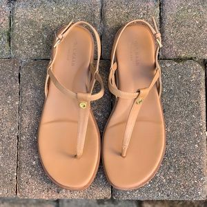 Cole Haan Flora Thong Sandal - Leather Size 6B